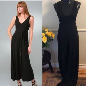 Alice + Olivia black high waisted Jumpsuit
